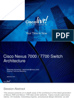 Brkarc 3470 Cisconexus7000 7700switcharchitecture2016lasvegas 2hours 160930084524