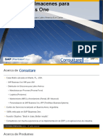 Gestion de Almacenes Para SAP Business One