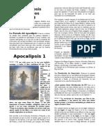 930713 Apocalipsis Capítulo 1al 3 (M)