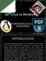 Linux vs Windows FINAL