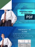 procesamiento paralelo arquitectura