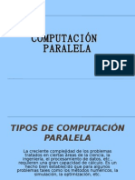 Tipos de computación paralela