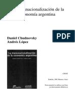 EI Chudnovsky-Lopez Unidad 5