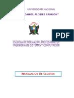INSTALACION CLUSTER.doc