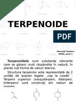 Terpenoide