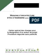 2012-05 Missions Architecture Ingenierie PEB PN CSC