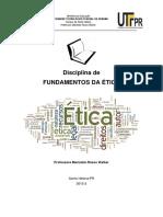 Apostila FUNDAMENTOS DA ETICA Profa Maristela 2 Semestre 2015