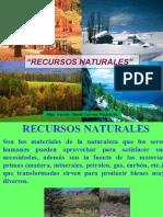 CLASE - Recursos Naturales