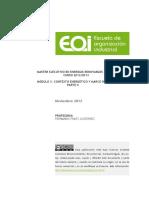 Contexto energético y marco regulador - Luis Salvador Velásquez Rosas