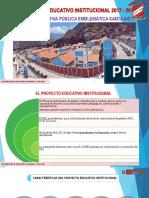 Proyecto Educativo Insitucional 2017