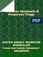 Ordik 1 Peraturan Akademik Di Perguruan Tinggi