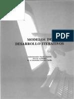 Modelos de Desarrollo Iterativos