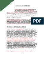 LA NOTION DE SERVICE PUBLIC.pdf