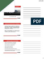Capacitacion Mantenedores a20 PDF Cliente