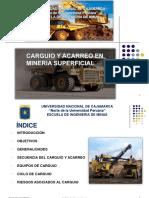 4.0 CARGUIO Y ACARREO EN MINERIA SUPERFICIAL.pdf