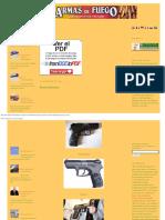 Pistola Zamorana _ Armas de Fuego
