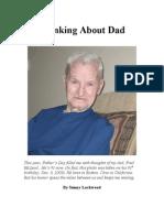 Thinking of Dad