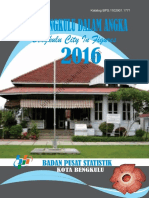 Kota Bengkulu Dalam Angka 2016