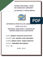 Quimica Analitica Cualitativa Laboratorio. (2)