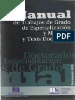 Manual de Trabajos UPEL V2006