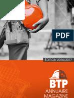 Annuaire Magazine du BTP