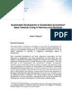 Sustainable Development or Sustainable E (1)