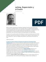 Mentor Coaching