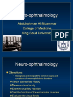 Neuro-ophthalmology.ppt