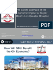 SB LI Pre-Event Economic Impact Final