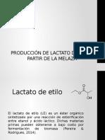 PRODUCCIÓN DE ÁCIDO LÁCTICO A PARTIR DE LA.pptx