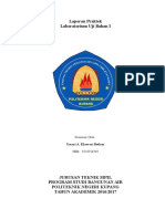 Laporan Praktek Pengujian Bahan Politeknik Negeri Kupang.docx