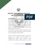 Proposal Revit-Peralatan 2011