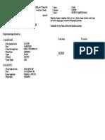 Contoh Surat Persetujuan Mempelai