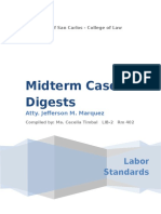 16 Labor Case Digest