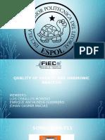 FLUKE - CALIDAD DE ENERGIA Energy Quality