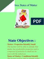 States Matter
