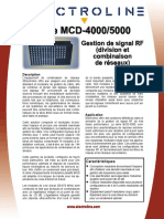MCD 5001 GMNaresh Mcd Series