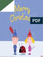 Little Kingdom Christmas Poster