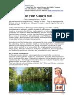 Treat Your Kidneys Well