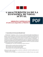 Caracteristicas de La Economia Mundial Actual