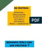Sistem Proteksi p3b Jb