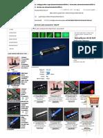 Fernschüsse High Power Laserzündung Leistungsstarker Grün Laserpointer 100mW