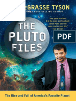 Pluto Files Neil Tyson