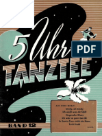 5 Uhr Tanztee Band 12 Book