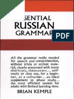 32.Essential Russian Grammar.pdf