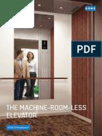 Brochure Kone Elevator n Monospace