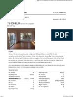 Vila Individuala 75.000 Euro - X8RR0100G