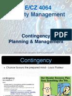 CECZ4064-ContingencyManagement