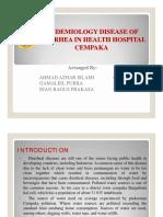Ppt Penelitian Epidomologi Tentang Penyakit Diare Dikecamatan Cempaka (Bahasa Inggris)