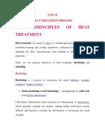 Unit-4 Heat Treatment of Alloys